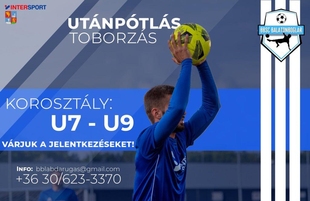 Read more about the article Utánpótlás toborzás
